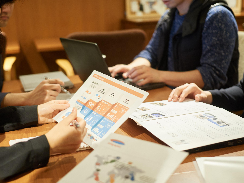 全社一丸で経営革新を実現する企業になるためのコンサルティングと研修